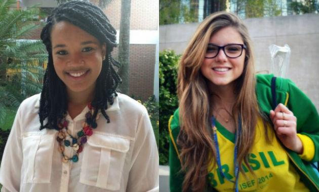 Estudantes brasileiras vencem concurso de inovação de Harvard