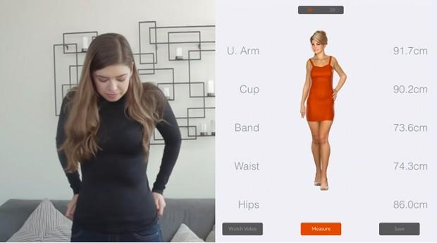 Ferramenta facilita compra de roupas online