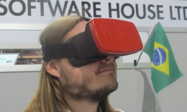 CES 2015: Startup brasileira lança óculos de realidade virtual a R$ 99