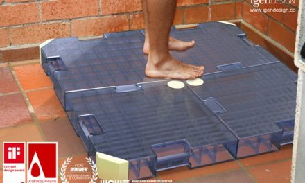 Tecnologia reutiliza 95% da água desperdiçada no banho