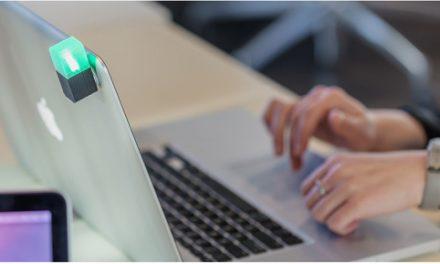 Dispositivo com LED otimiza o trabalho no escritório