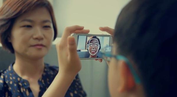 Aplicativo ajuda crianças autistas a fazerem contato visual