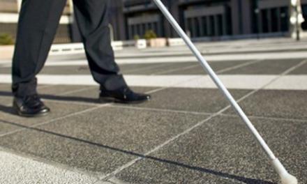 Aplicativo ajuda deficientes visuais em shoppings