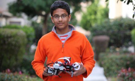 Menino de 13 anos cria a primeira impressora braile de baixo custo
