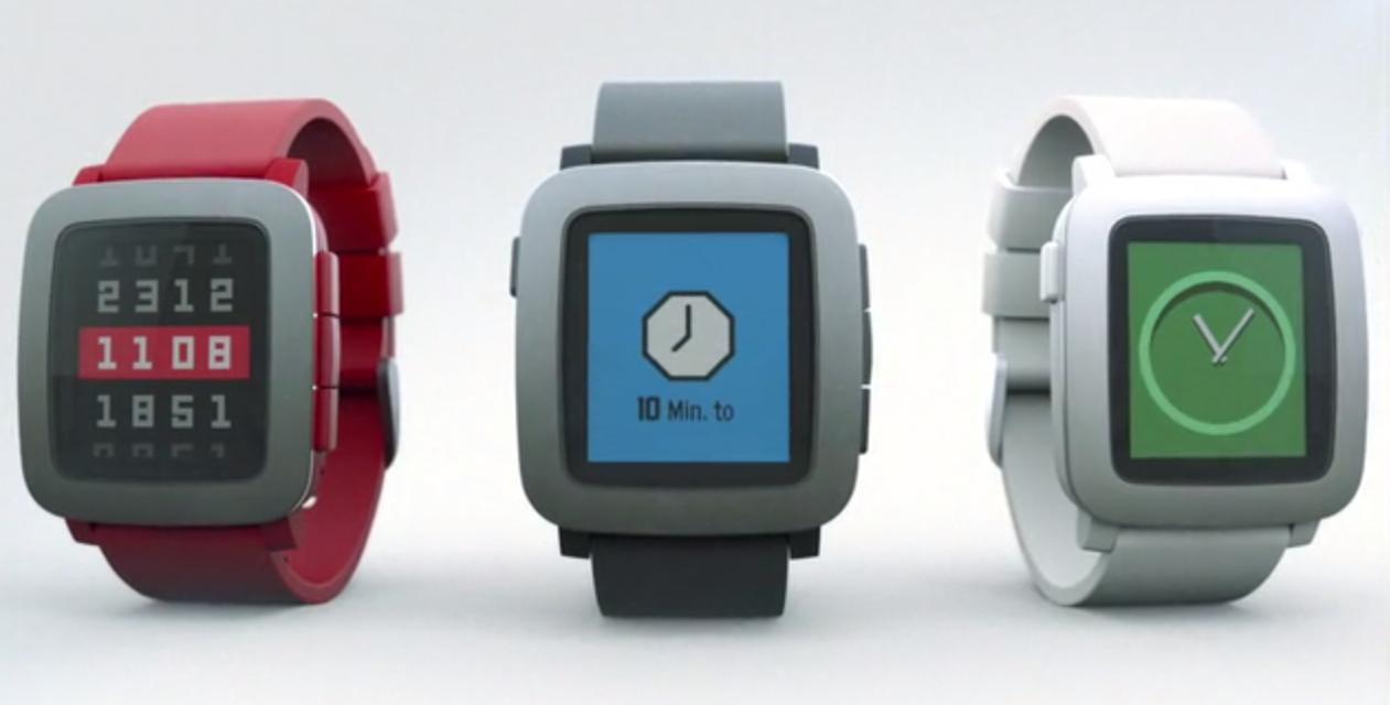 Pebble Time chega ao Kickstarter e arrecada milhões em minutos