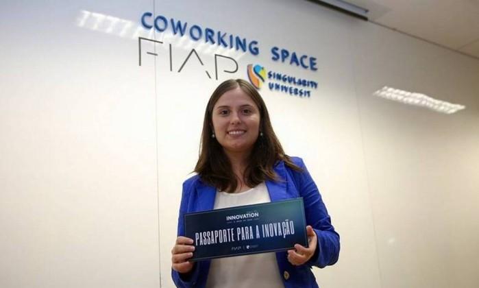 Brasileira ganha bolsa na NASA por projeto contra a crise hídrica