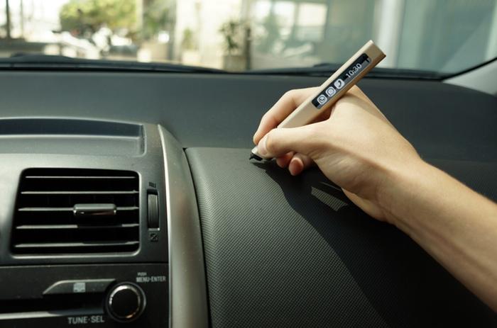 Conheça a Phreen, a mágica caneta que escreve em qualquer superfície