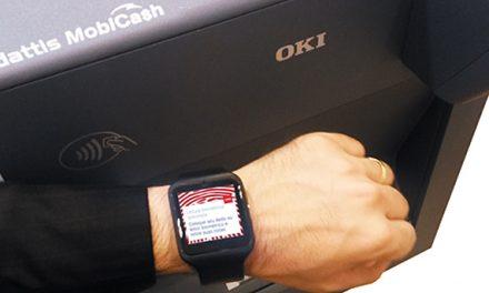 Tecnologia da OKI Brasil propõe saque bancário através do celular