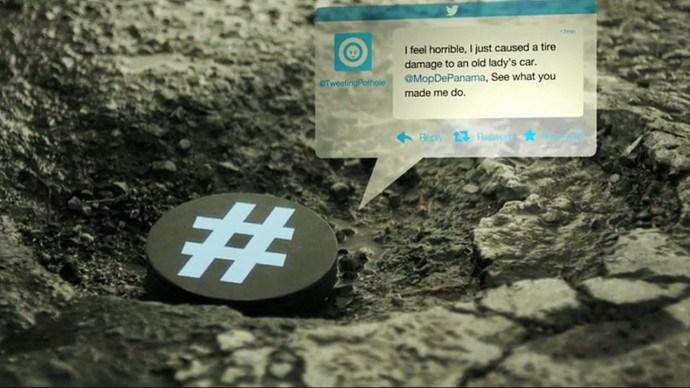 Tweeting Pothole é o dispositivo que reporta buracos nas ruas automaticamente