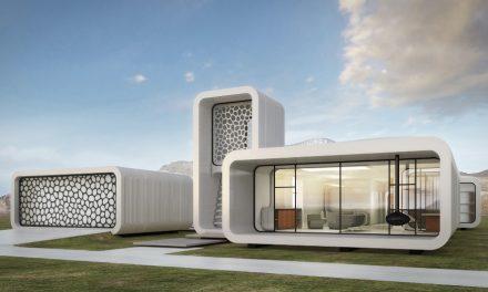Museu do Futuro em Dubai terá o primeiro escritório construído com impressão 3D no mundo