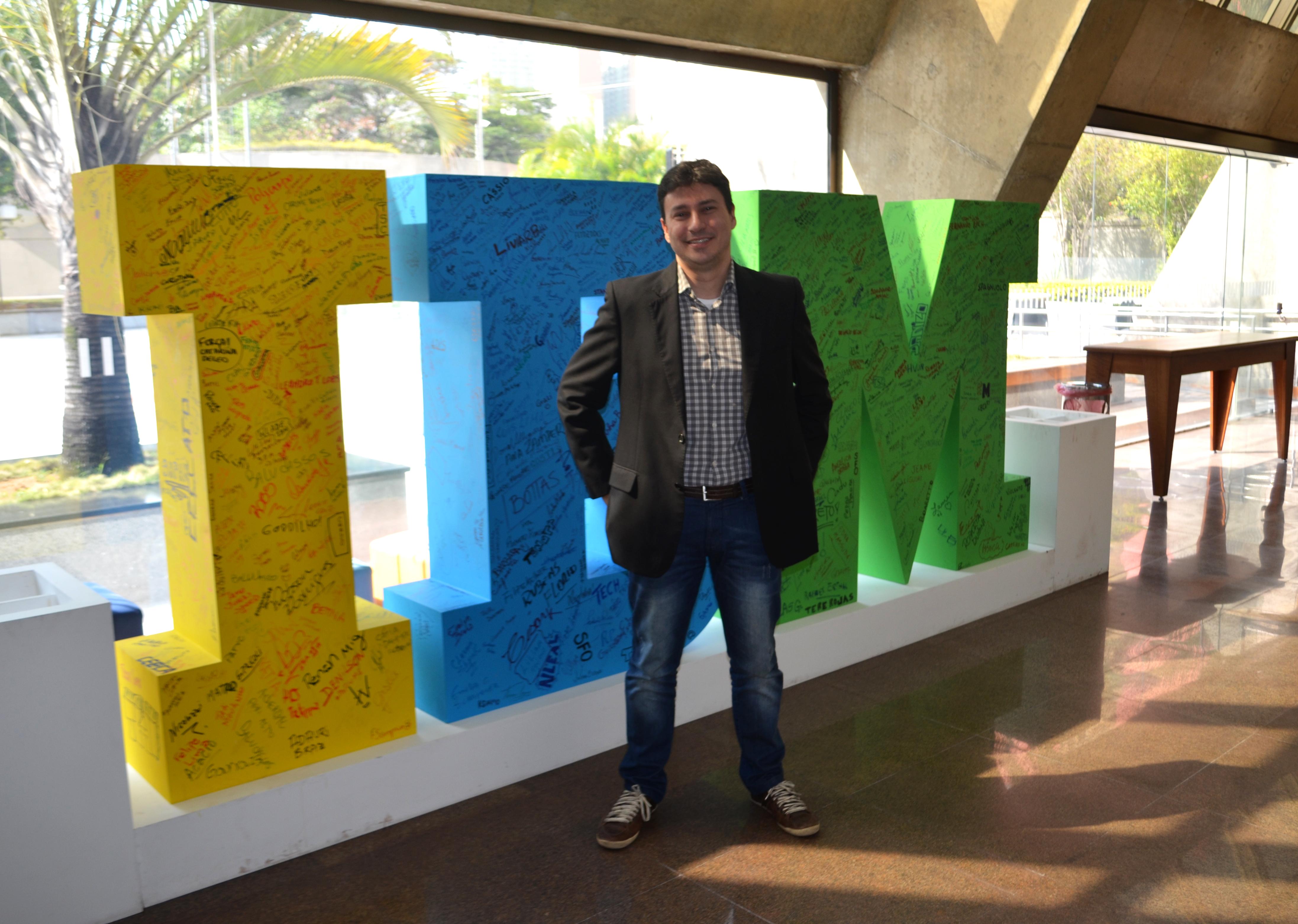 Henrique Von, Executivo de Mobile da IBM Brasil