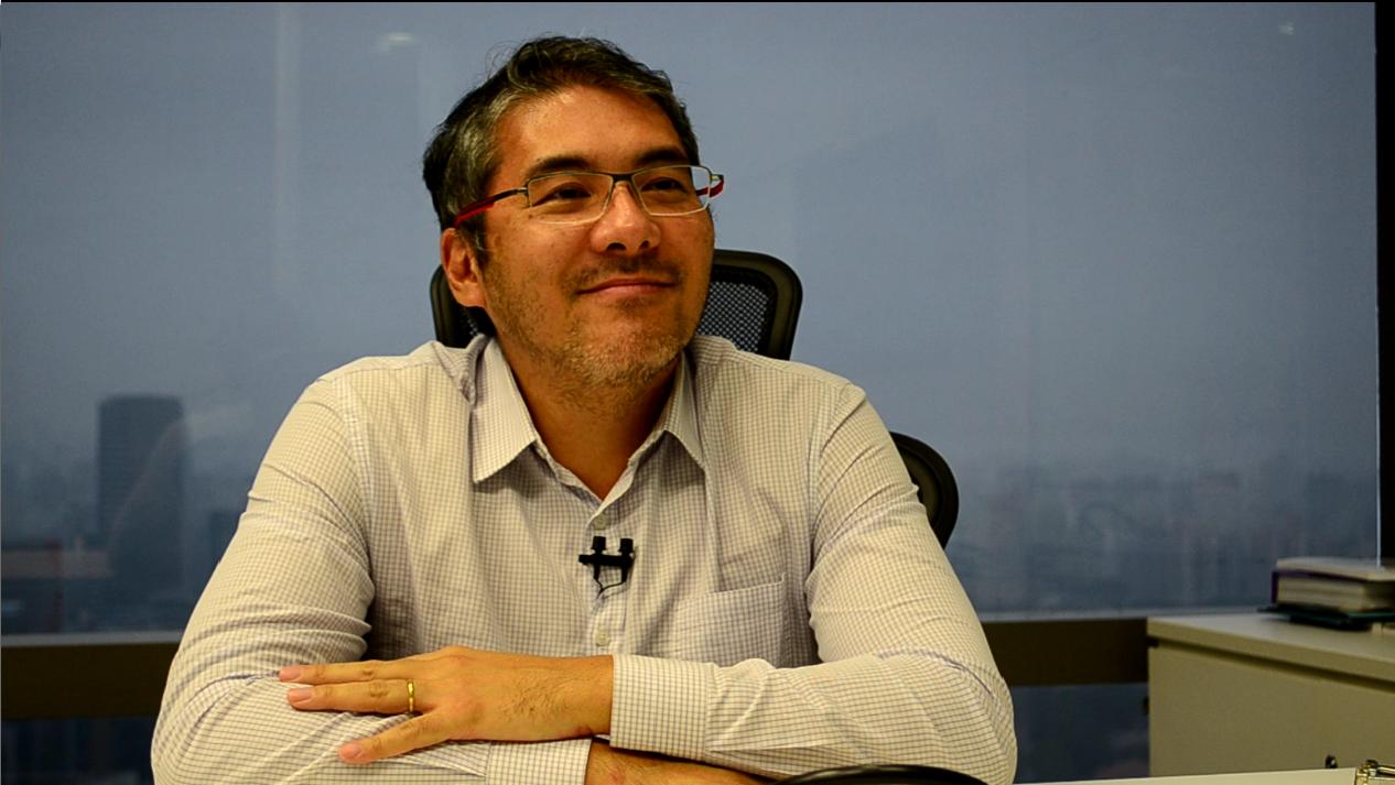 Eduardo Koki Iha, Gerente da Divisão de Smart Cities e IOT da Telefônica