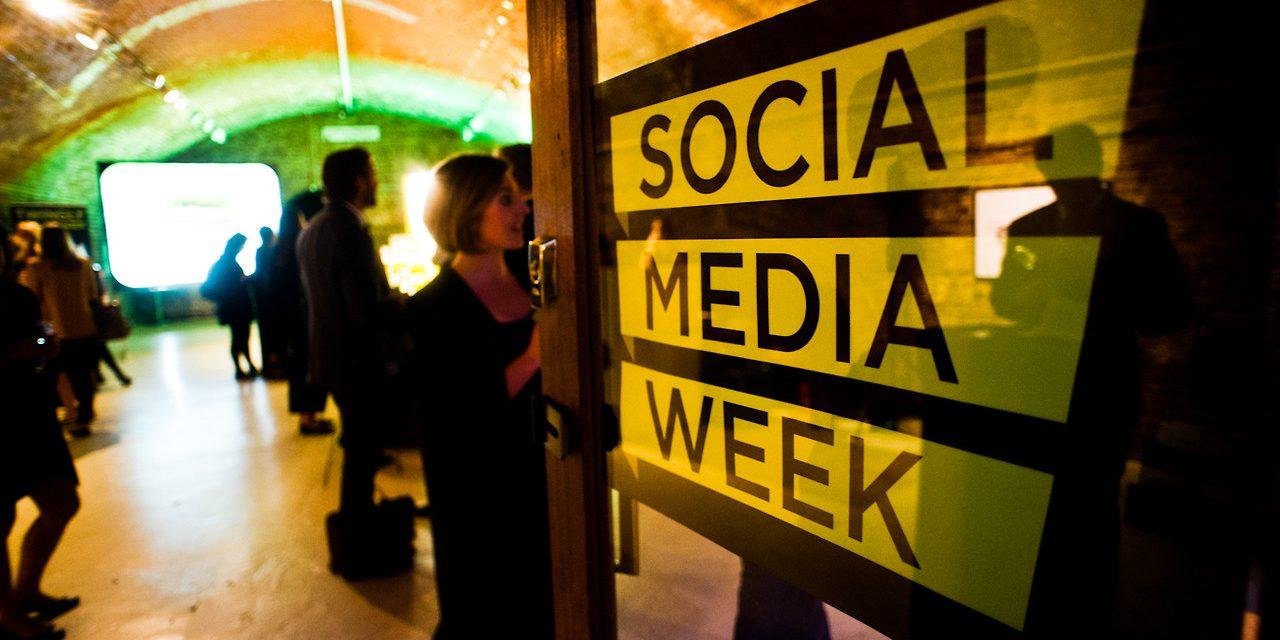 Social Media Week São Paulo traz pelo menos 100 palestras sobre o mundo digital