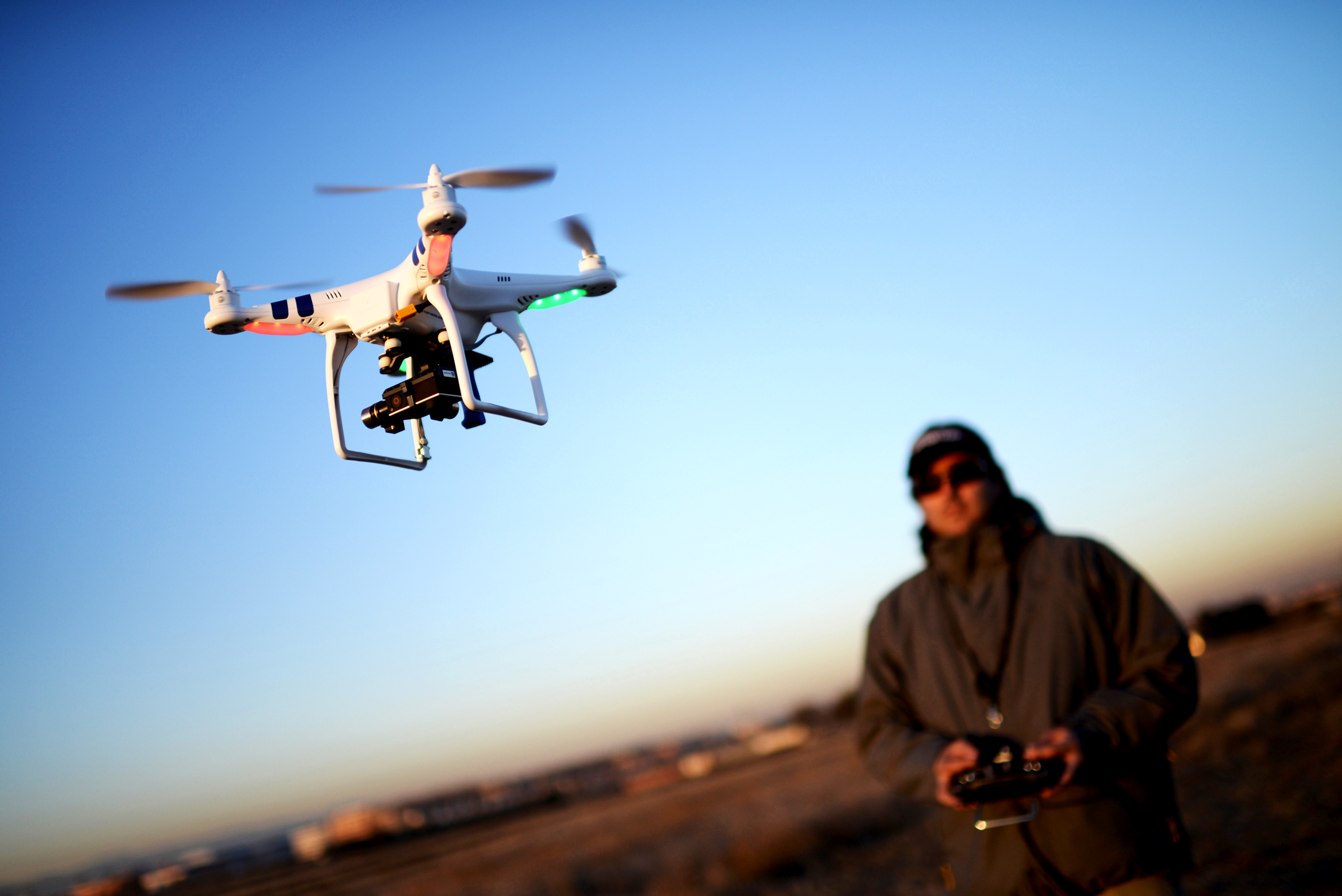 Imagem: Drone Central.