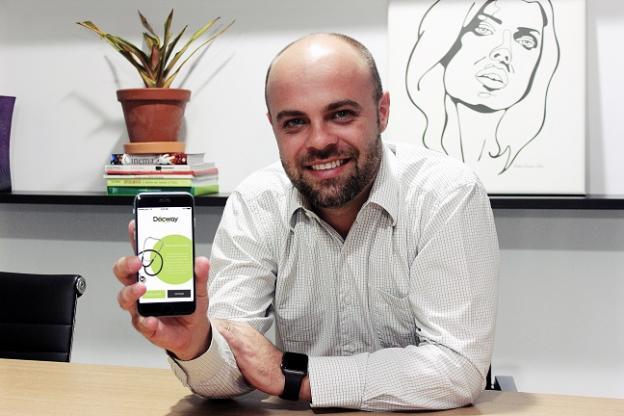 Fabio Tiepolo CEO da Docway (Foto Divulgação)