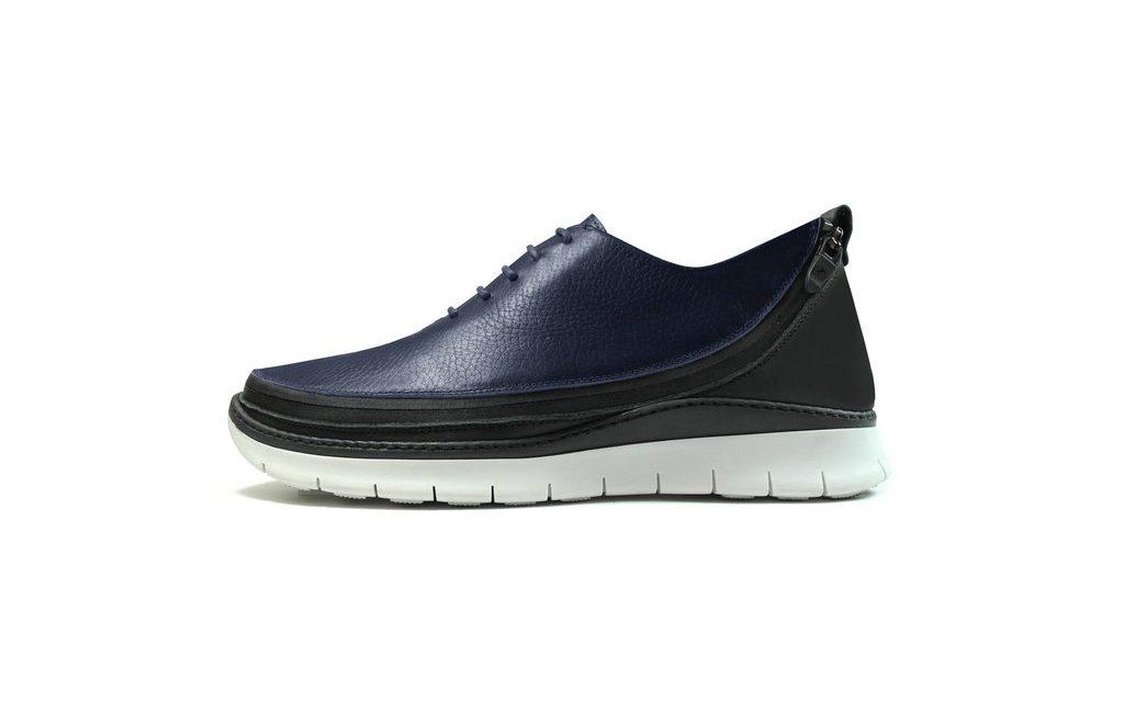 Empresa italiana lança calçado que permite trocar a sola e o estilo do sapato em um piscar de olhos