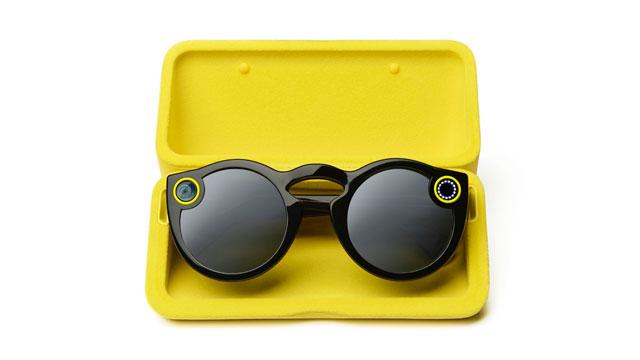 Snapchat muda de nome e lança óculos com câmera integrada