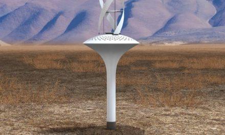 Especialistas criam dispositivo que utiliza o ar para produzir 40 litros de água limpa por dia