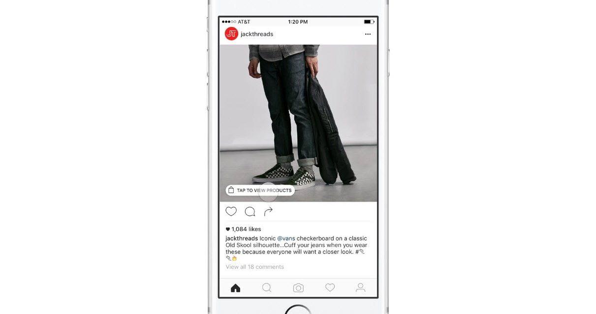 Nova ferramenta do Instagram permitirá fazer compras pelo próprio app