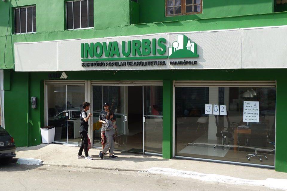 Inova Urbis, agora em Paraisópolis