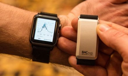 Apple Watch lança pulseira que identifica teor alcóolico
