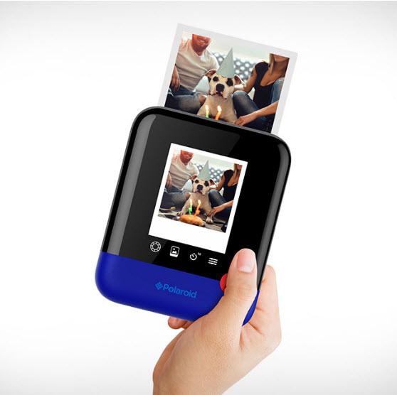 Polaroid está de volta com novidade para quem gosta de tirar selfies