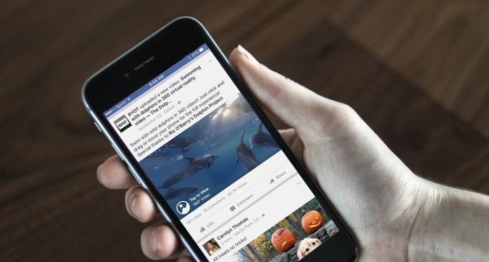 Facebook anuncia aplicativo para assistir vídeos em TV