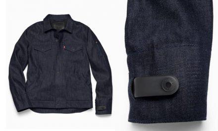 Conheça a jaqueta inteligente que controla smartphones por meio de gestos