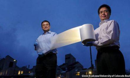 Película instalada sobre o telhado pode substituir ar-condicionado
