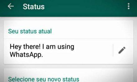 WhatsApp retorna com Status antigo