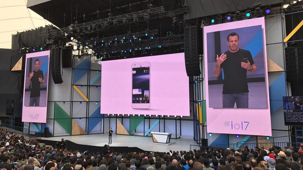 Em conferência, Google anuncia novidades para o sistema Android