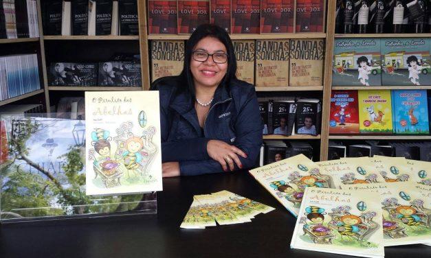 Escritora brasileira de literatura infantil é reconhecida no exterior