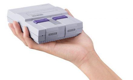SNES Classic é o novo lançamento da Nintendo