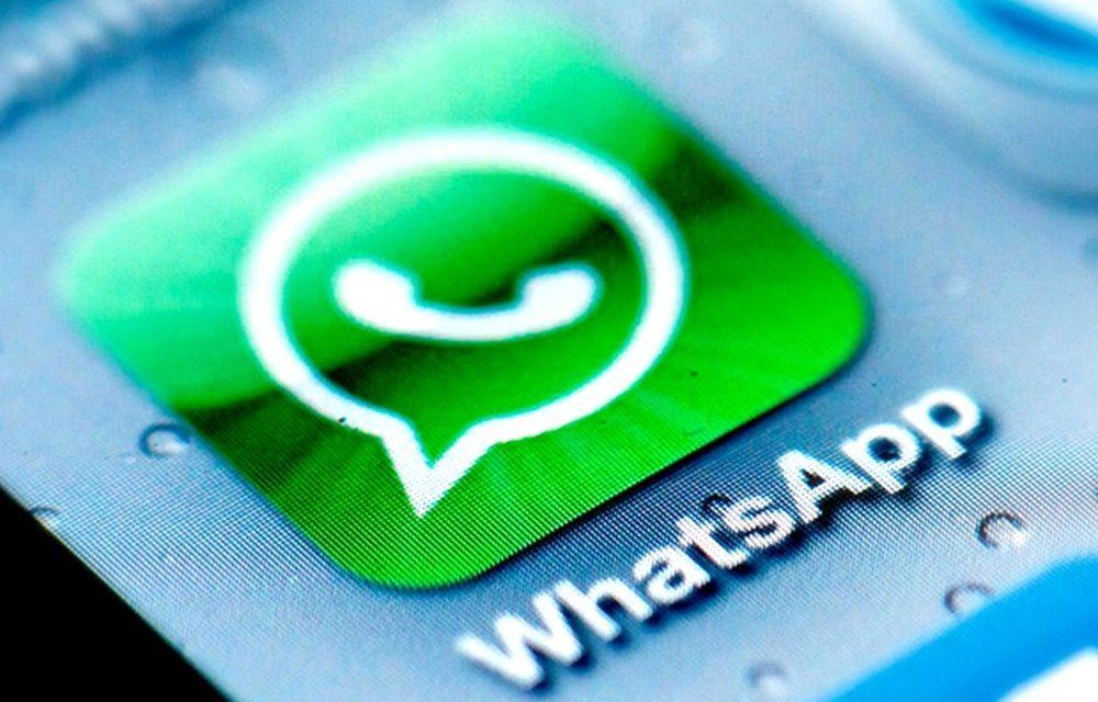 Mensagens enviadas poderão ser apagadas após envio no Whatsapp