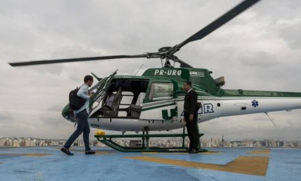 Agora é possível andar de helicóptero pelo Cabify