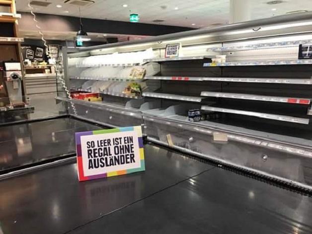 Rede Alemã de Supermercados inova em campanha contra o preconceito
