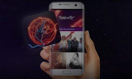 Aplicativo oficial do Rock in Rio pode melhorar experiência de quem vai ao festival