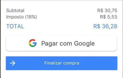 """Ferramenta """"Pagar com Google"""" chega ao Brasil"""