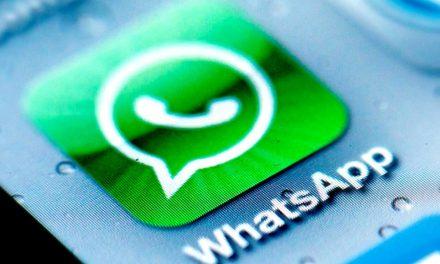 WhastApp atualiza o botão de gravação de áudio