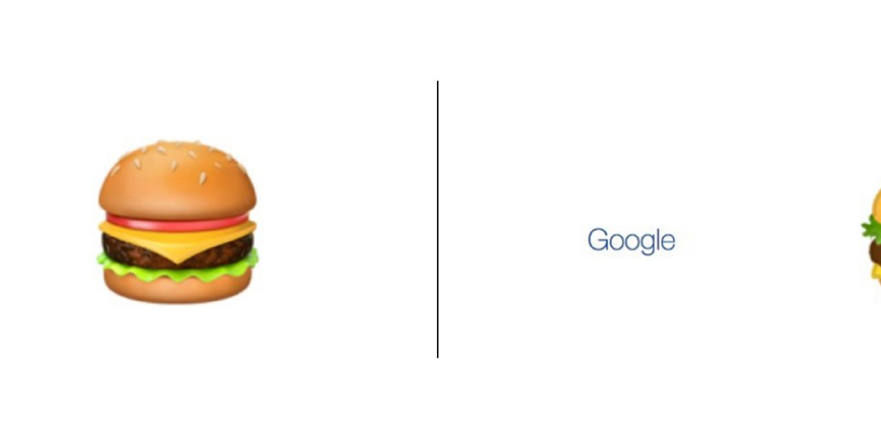 Debates sobre o emoji de hambúrguer tomam conta do Twitter