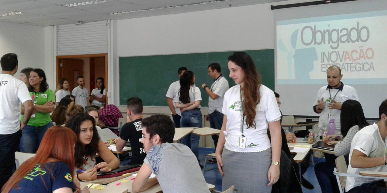 Leroy Merlin promove atividade inovadora para incentivar jovens estudantes