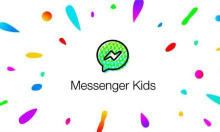 Facebook apresenta a versão infantil do Messenger