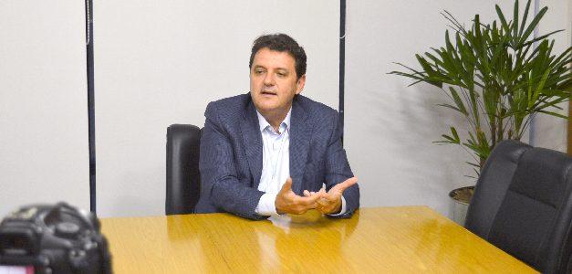 José Maurício Caldeira, da Asperbras, fala sobre a Usina de Biomassa da empresa em entrevista à Rádio Cultura, de Guarapuava