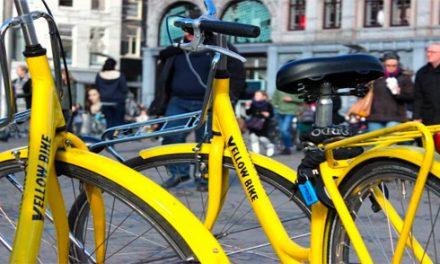 Bicicletas compartilhadas: a nova aposta dos criadores da 99