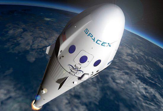 SpaceX promete voos intercontinentais de foguete até a próxima década