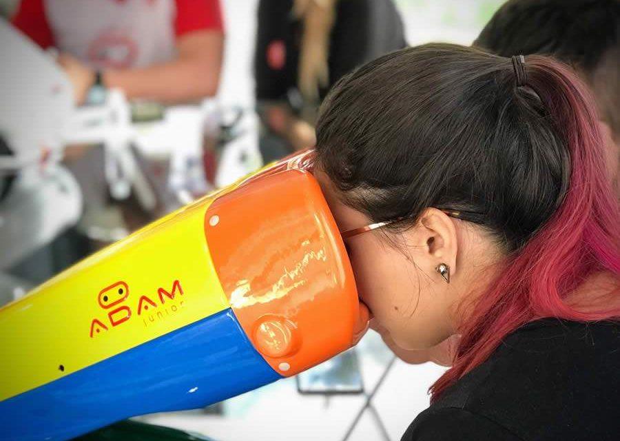 Startup cria software que ajuda na prevenção da cegueira evitável