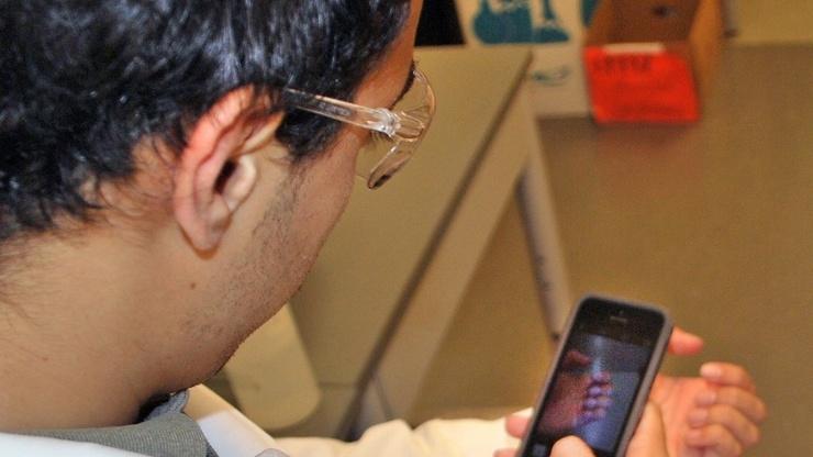 Aplicativo desenvolvido por pesquisadores norte-americanos promete detectar doença com apenas uma foto