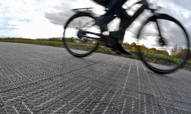 Alemanha lança primeira ciclovia autolimpante
