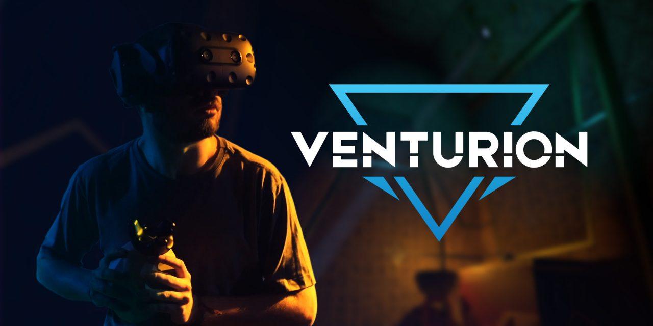 Venturion convida você para ser parte do jogo