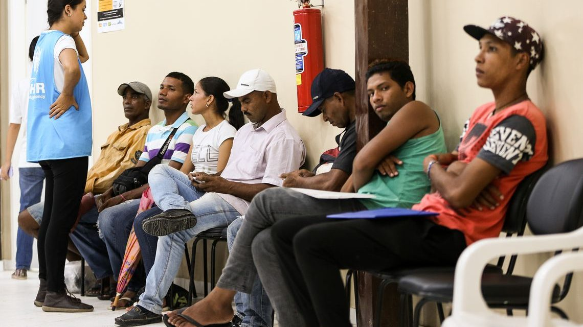 ONU tem site para ajudar refugiados a encontrar emprego no Brasil